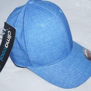 New Adidas Climacool Mens Flex Fit CapS/M